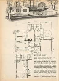 multi level home plans 1950s house these are beautiful vintage house plans from 1955 the