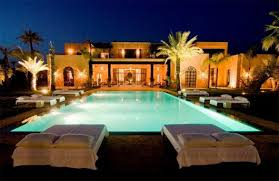 Modern Style Luxury Villa Exterior House Designs Luxury Homes Interior Design Luxury Private Pool