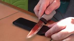 comment aiguiser un couteau de cuisine tuto n 9 comment aiguiser couteau