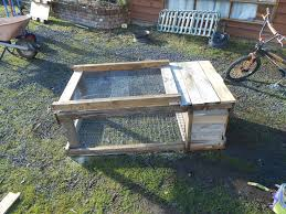 9 completely free diy rabbit hutch plans