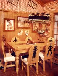 Western Dining Room Tables Architecture Amazing Western Dining Room Design Ideas With Wooden
