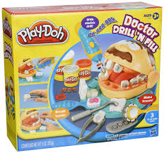 amazon com play doh doctor drill u0027n fill discontinued by