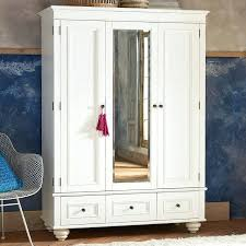 bedroom armoire tv with drawers dark alder wardrobe closet mirror