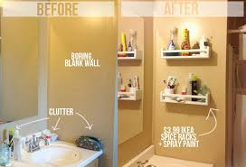 boost small bathroom space with space saving solutions u2013 rotator rod