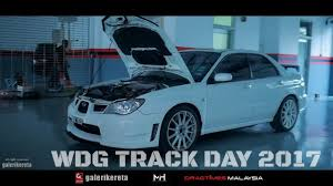 subaru impreza malaysia wdg weekend drive group sepang track day 6 oct 2017 youtube