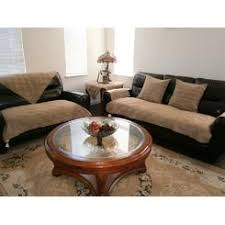 Sectional Sofa Covers Slipcovers Faux Suede Sears
