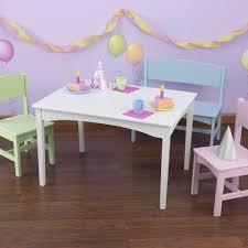 kidkraft nantucket table and chairs kids table chairs sets kidkraft
