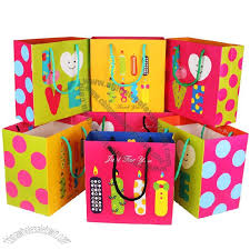 children s birthday gift bags paper gift bags china wholesale
