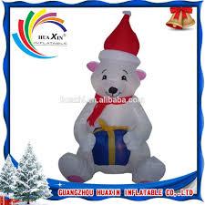 Inflatable Polar Bear Christmas Yard Decorations by Inflatable Santa Hat Inflatable Santa Hat Suppliers And