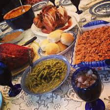 thanksgiving my neck of the woods