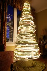 creative christmas tree lights 15 creative christmas trees to inspire your decorating
