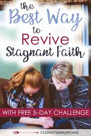 How To Seeking The Best Way To Revive Your Stagnant Faith Free 5 Day Challenge