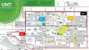 University Of Tennessee Parking Map by Unt Parking Map My Blog