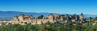 Carcassonne Visit Carcassonne Luxury Canal Cruising France