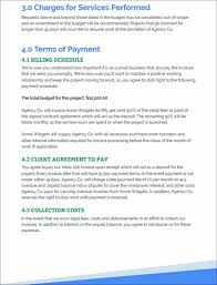 Ppc Resume Adwords U0026 Ppc Proposal Term Of Payment Sample Adwords U0026 Ppc