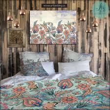 Vintage Duvet Cover Mandala Bedding Personalized Bohemian U0026 Mandala Bedding Sets