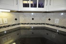 Kitchen With Glass Tile Backsplash Home Design Brown Glass Tile Backsplash Kitchen Island Grey
