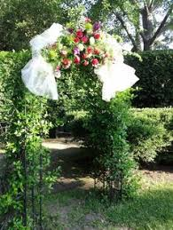 wedding arches dallas tx rental arch with custom floral decor the ceremony