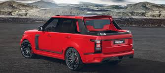 range rover defender pickup pickup truck 2015 based on the range rover startech refinement