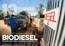 10 things you didn u0027t know about biodiesel unsealed 4x4