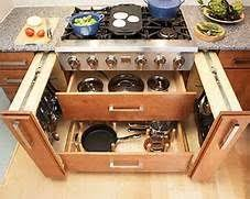 home storage tiny home storage ideas a wall oven at a better height to go
