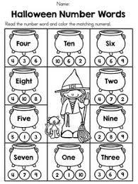 free printable kindergarten halloween worksheets u2013 fun for christmas
