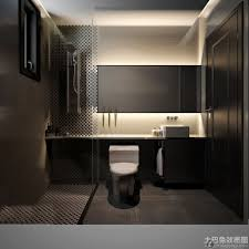 black bathroom accessories kit courtagerivegauche com best modern black bathroom design ideas with nice low lighting