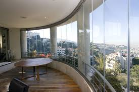 curtain glass balcony integralbook com