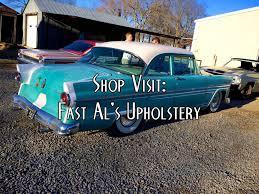 Torres Upholstery Shop Visit Archives