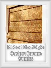 Printed Fabric Roman Shades - custom fabric roman shades u0026 rollup blinds bestwindowtreatments com