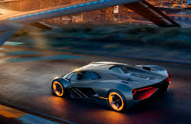 Lamborghini U0027s New Electric Car Doesn U0027t Need A Battery Can Self