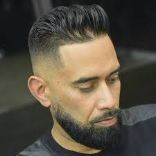 oval face with tapered afro haircut men s hairstyles for oval faces men s hairstyles haircuts 2018