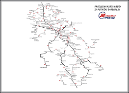 Train Map Of Italy by Vagonweb Train Compositions 2017