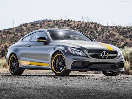 mercedes c63amg mercedes c63 amg coupe edition 1 2017 pictures
