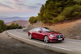 new 2018 mercedes benz e class coupe stylish and sporty