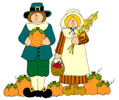 pix for happy thanksgiving pilgrims family gif clip library