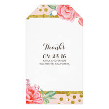 wedding gift labels gift tags zazzle