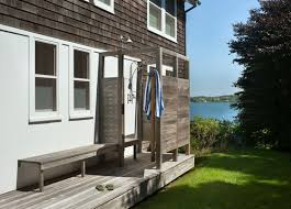 Backyard Shower Ideas 5 Outdoor Shower Ideas For Your Ultimate Backyard Oasis Realtor Com