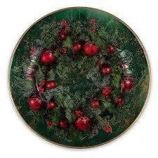 christmas plate christmas plate 2017 leslie linsley nantucket