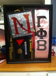 graduation shadow box 53 best sorority shadow boxes images on graduation