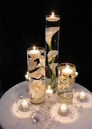 Vase And Candle Centerpieces by Square Vases Alice Pinterest Squares Centerpieces And Wedding
