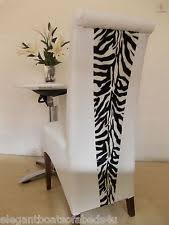 zebra chair ebay