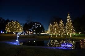 11 holiday light festivals in south carolina