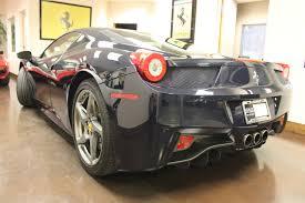 Ferrari 458 Manual - used 2013 ferrari 458 stock p3305 ultra luxury car from merlin