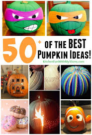 50 of the best pumpkin decorating ideas kitchen fun with my 3 sons