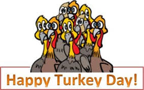 happy thanksgiving turkey fact with our best denver lifestyle