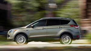 Ford Escape Inside - 2013 ford escape titanium review notes so different it could have