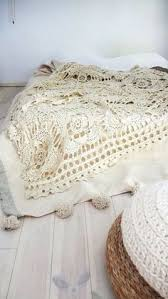 lace throw for texture and shabby chic luxe crochet toalhas e