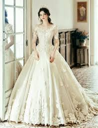 inspired wedding dresses this princess inspired wedding gown from clara wedding featuring