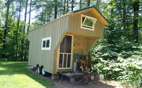 building a home in vermont vermont s tiny house community the tiny life